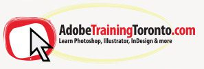 Adobe software training courses for downtown Toronto. Photoshop, Illustrator, InDesign and more.